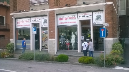 - OUTLET MOTOSTORE