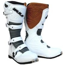 WULFSPORT STIVALE CROSS SUPER BOOT LA BIANCO
