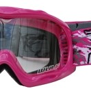 WULFSPORT JUNIOR MASCHERINA ABSTRACT ROSA
