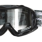 WULFSPORT JUNIOR MASCHERINA ABSTRACT NERA