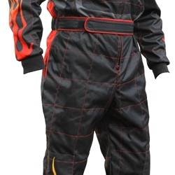 WULFSPORT FLAME RACING SUIT