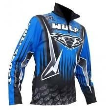WULFSPORT TRIALS COMP TOP BLU