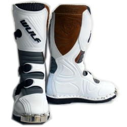 WULFSPORT JUNIOR CROSS CUB LA BIANCO
