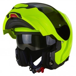 SCORPION EXO-3000 AIR SOLID NEON YELLOW